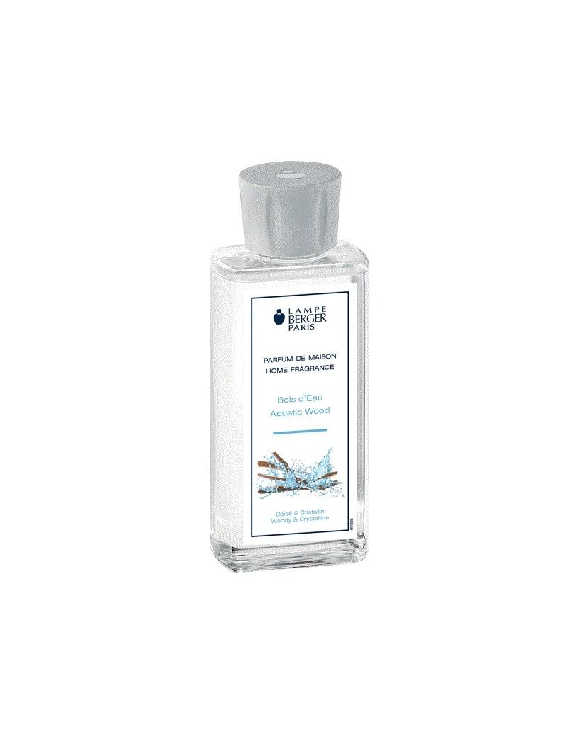 Parfum de maison Bois d'eau - Lampe Berger
