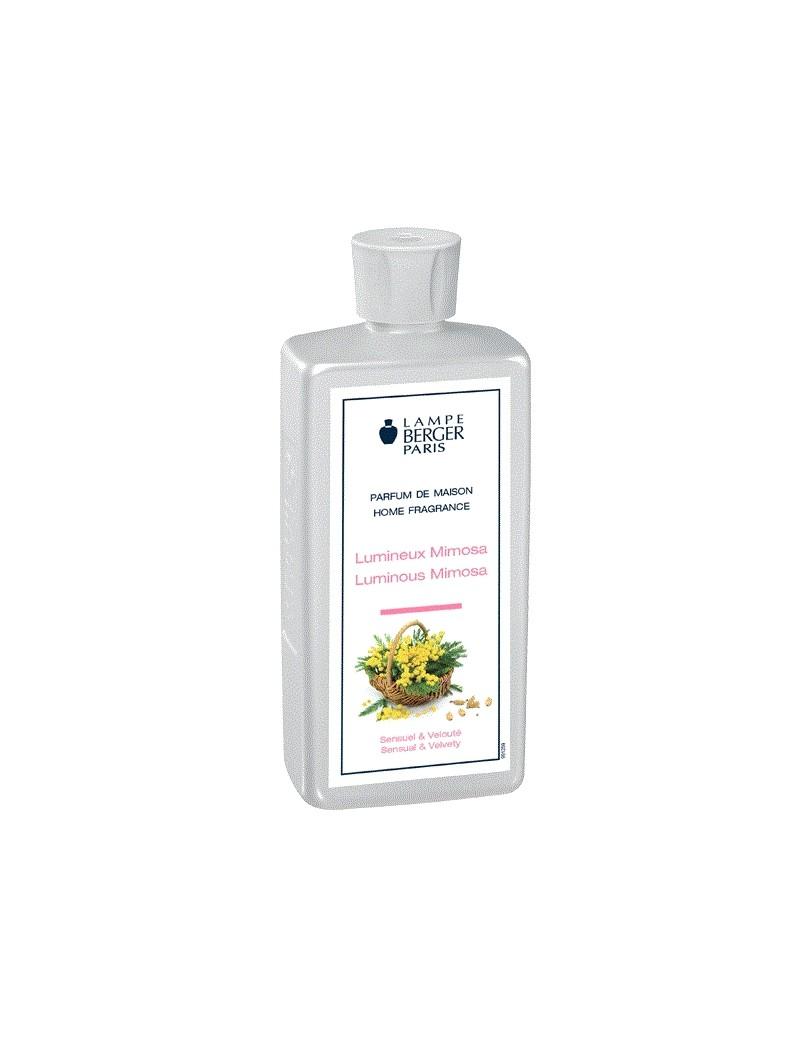 Parfum de maison lumineux Mimosa - Lampe Begrer