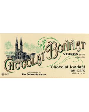 Tablette de chocolat Moka - Bonnat