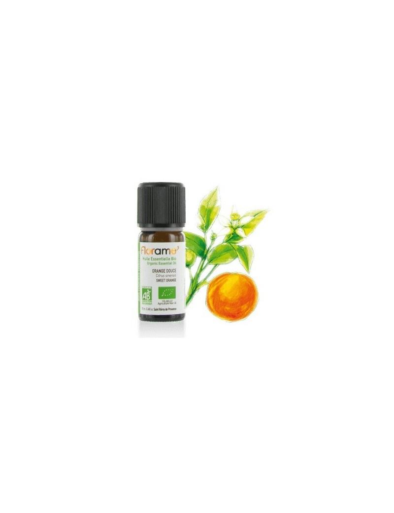 Huile essentielle orange douce bio - Florame