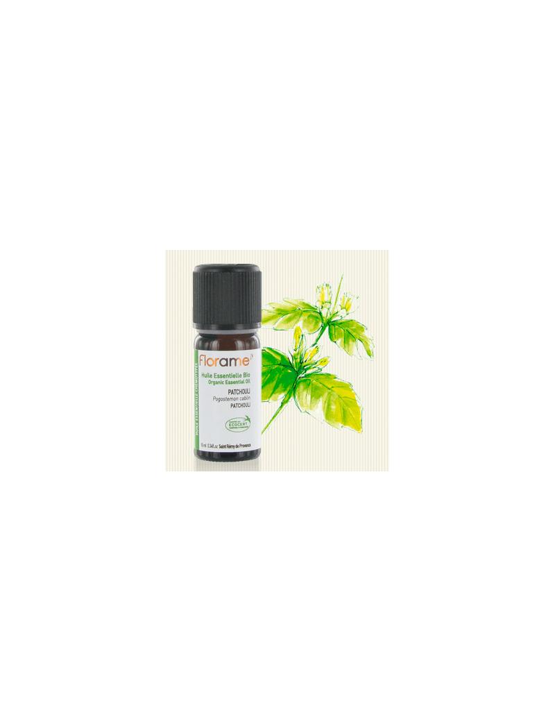 Huile essentielle patchouli feuille (pgostemon cablin)