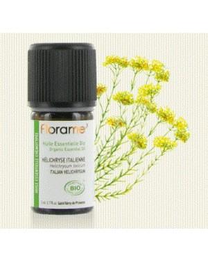 Huile essentielle Hélichryse italienne de Corse - Florame