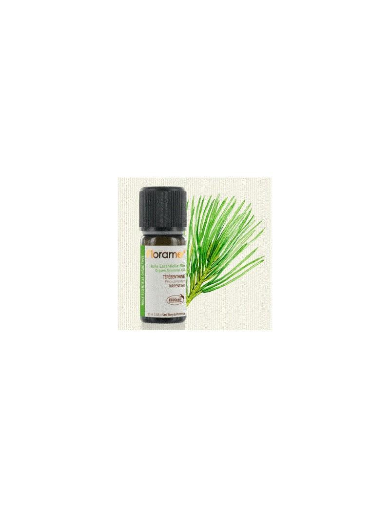 Huile essentielle térébenthine bio (pinus pinaster)
