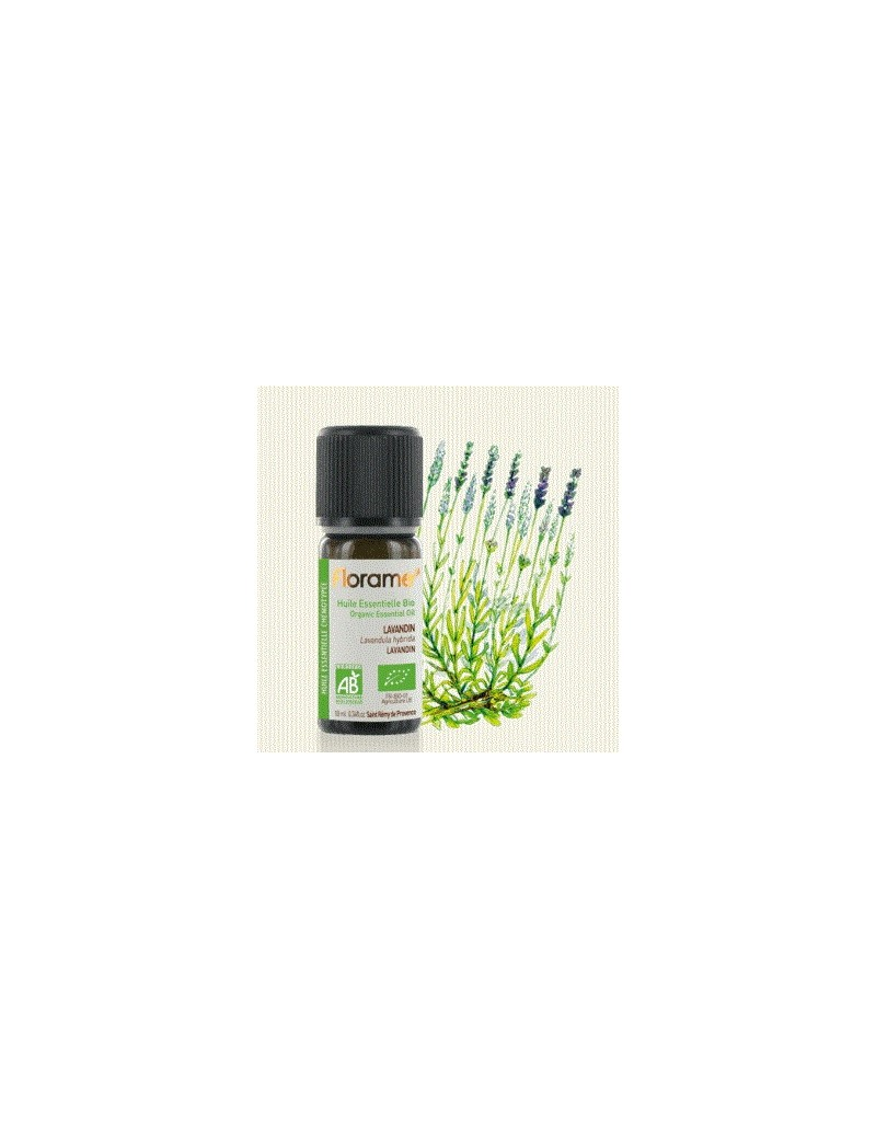 Lavandin huile essentielle (lavandula hybrida) bio - Florame