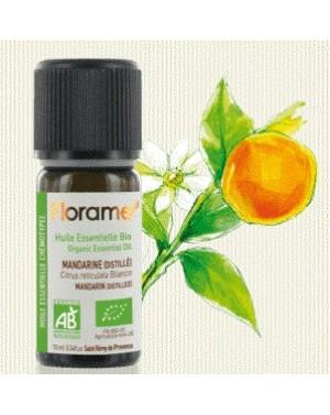 Huile essentielle mandarine distillée bio - Florame