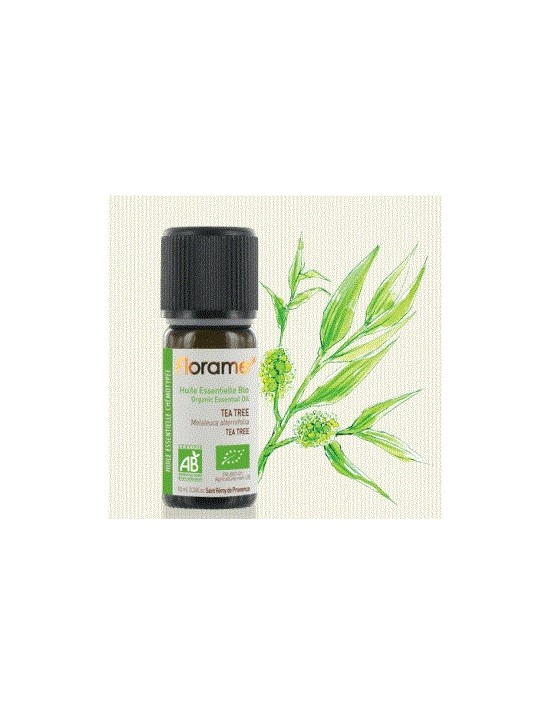 Tea Tree huile essentielle bio - Florame