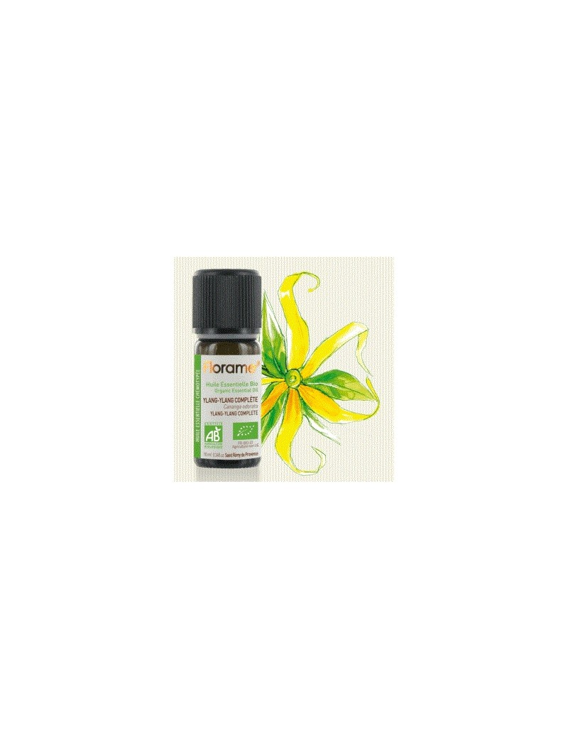 Huile essentielle ylang-ylang bio - Florame