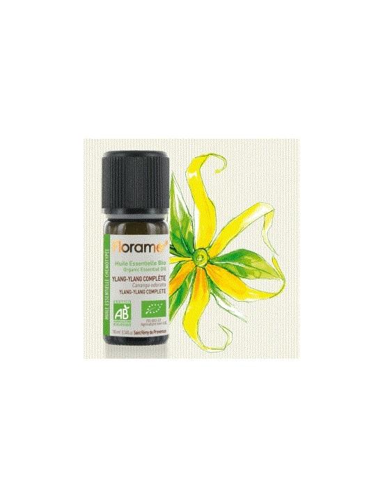 Huile essentielle ylang-ylang bio - Florame