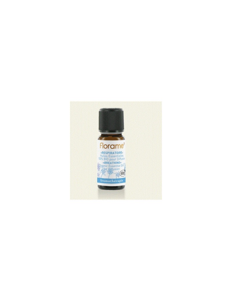 Composition d'HE : Respiratoire - Florame  30ml