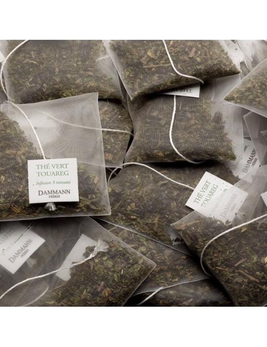 Thé vert à la menthe Touareg - Dammann frères