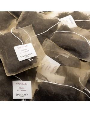 Thé noir à  la vanille - Dammann frères