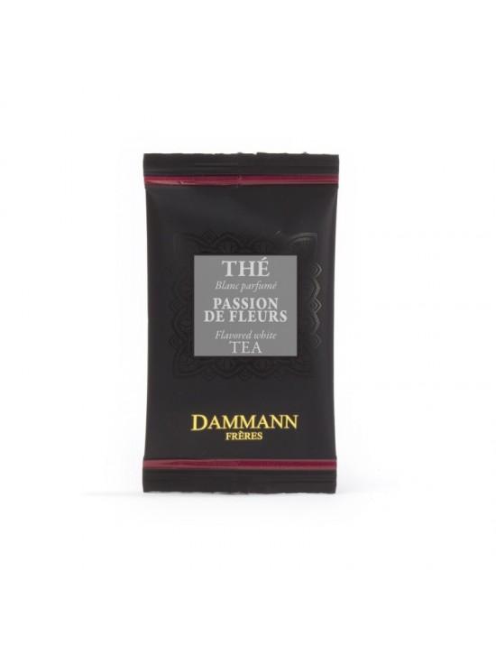 Thé blanc passion de fleurs - Dammann frères