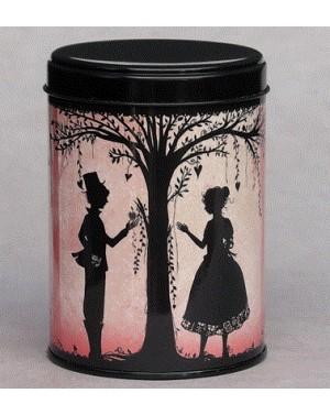 La boite à thé Les amoureux