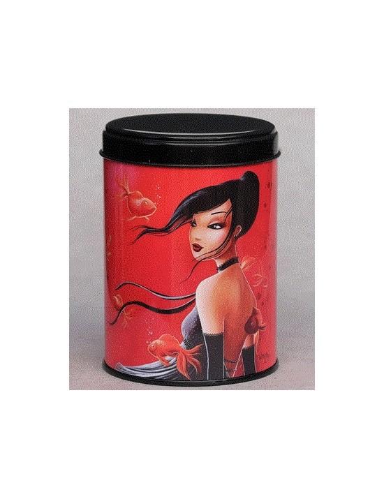 Boite à thé Goldenfish