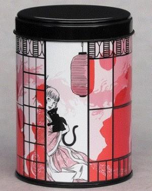 Boite à thé Le pavillon de thé