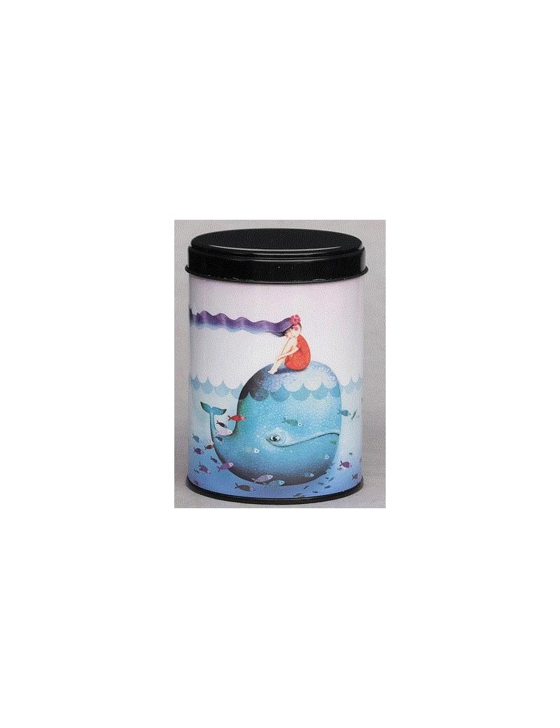 Boite à thé Baleine