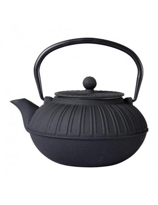 Théière en fonte Samourai 1,5L noir