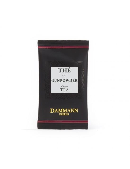 Thé vert Gunpowder - Dammann frères