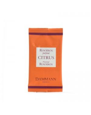 Thé rouge Rooibos Citrus - Dammann frères