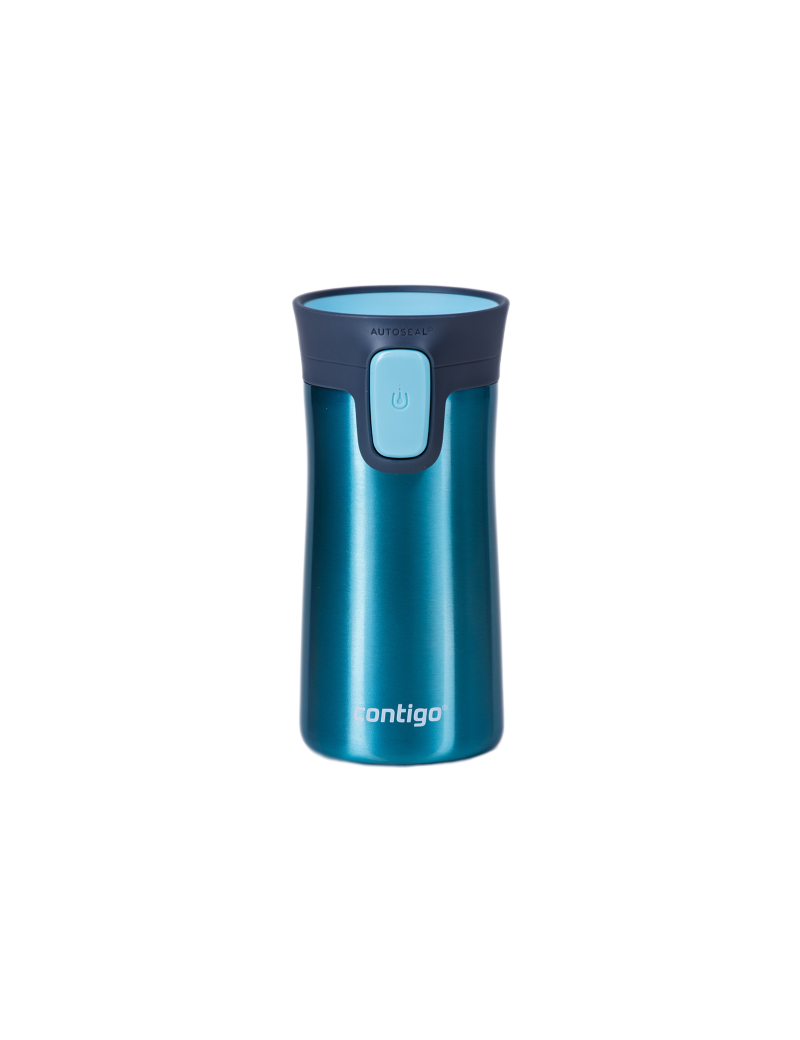 Mug de voyage isotherme Pinnacle bleu - Contigo