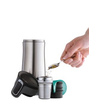 Filtre à thé pour mug isotherme West Loop - Contigo