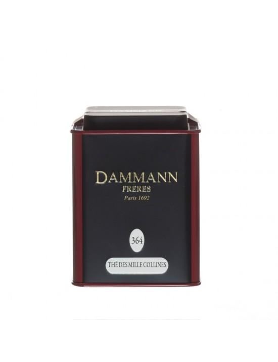 Thé des Milles Collines n°364 - Dammann frères