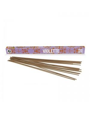 Encens traditionnel Violette - Les Encens du Monde