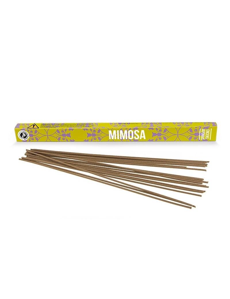 Encens traditionnel Mimosa - Les Encens du Monde
