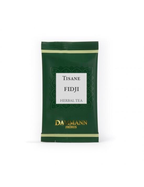 Tisane Fidji en sachet emballé - Dammann frères