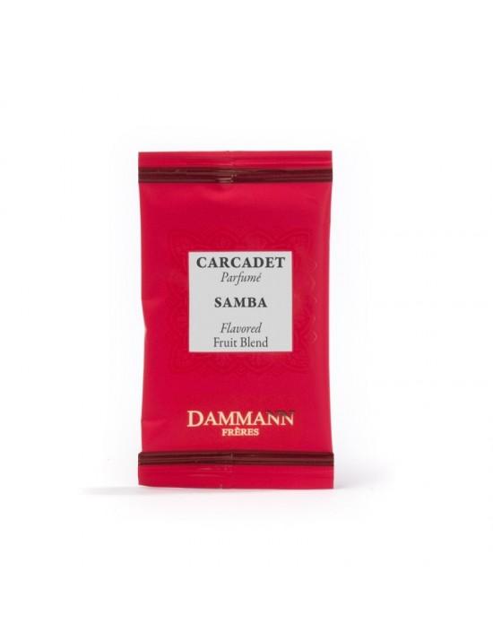 Carcadet Samba en sachet emballé - Dammann frères