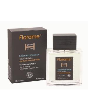 Eau de toilette homme  L'Eau Aromatique - Florame
