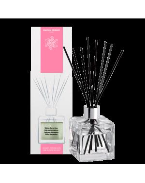 Bouquet parfumé cube Délicat osmanthus - Parfum Berger