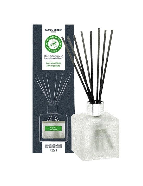 Bouquet parfumé cube Anti-Moustique - Lampe Berger