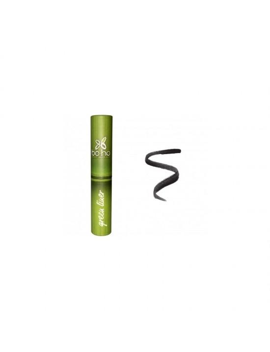 Green liner Noir - Boho