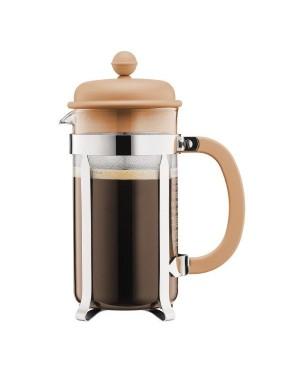 Cafetière à piston 8 tasses Crème 1L - Bodum