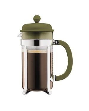 Cafetière à piston 8 tasses Vert olive 1L - Bodum