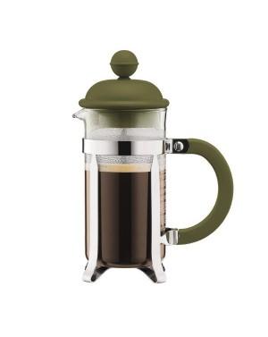 Cafetière à piston 3 tasses Vert olive 0,35L - Bodum
