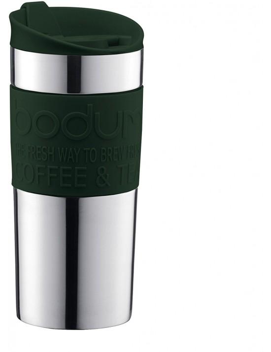 Mug de voyage isotherme Vert foncé 0,35L - Bodum