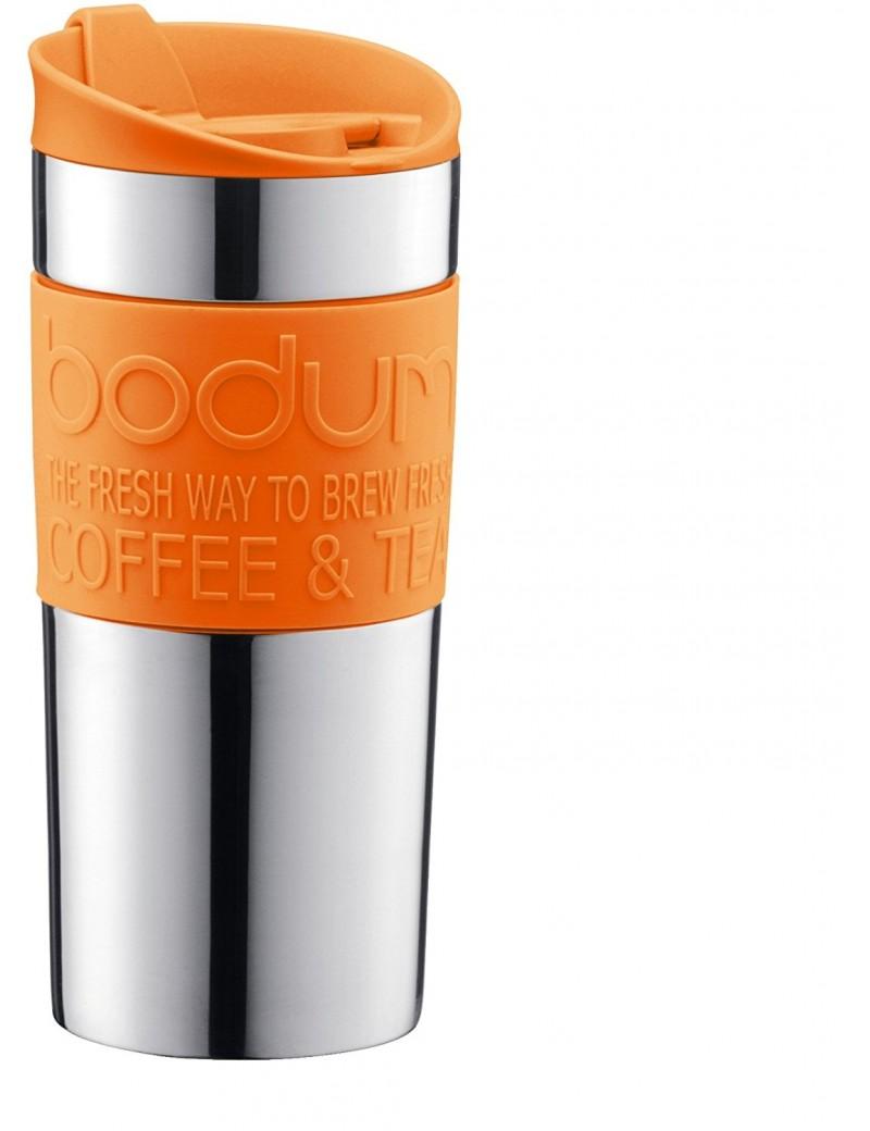 Mug de voyage isotherme Orange 0,35L - Bodum