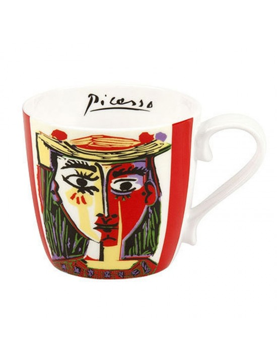 Mug Picasso Femme au chapeau - Konitz