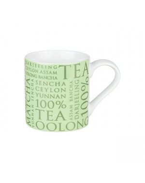 Mug 100% Tea green - Konitz