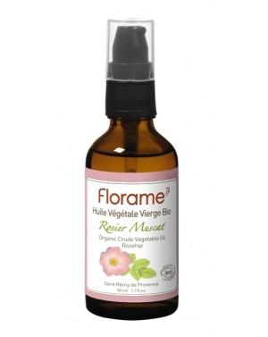 Rosier muscat huile végétale bio - Florame