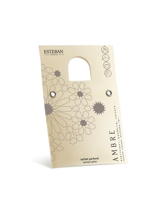 Sachet parfumé Ambre - Esteban
