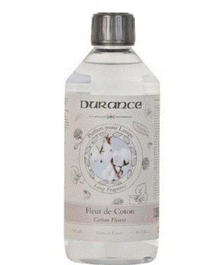 Recharge de parfum pour lampe Fleur de Coton - Durance