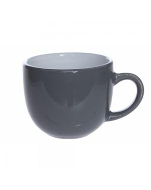 Tasse à thé grise 24cl - Cosy et Trendy