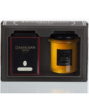 Coffret de thé Caprice - Nuit à Versailles - Dammann frères