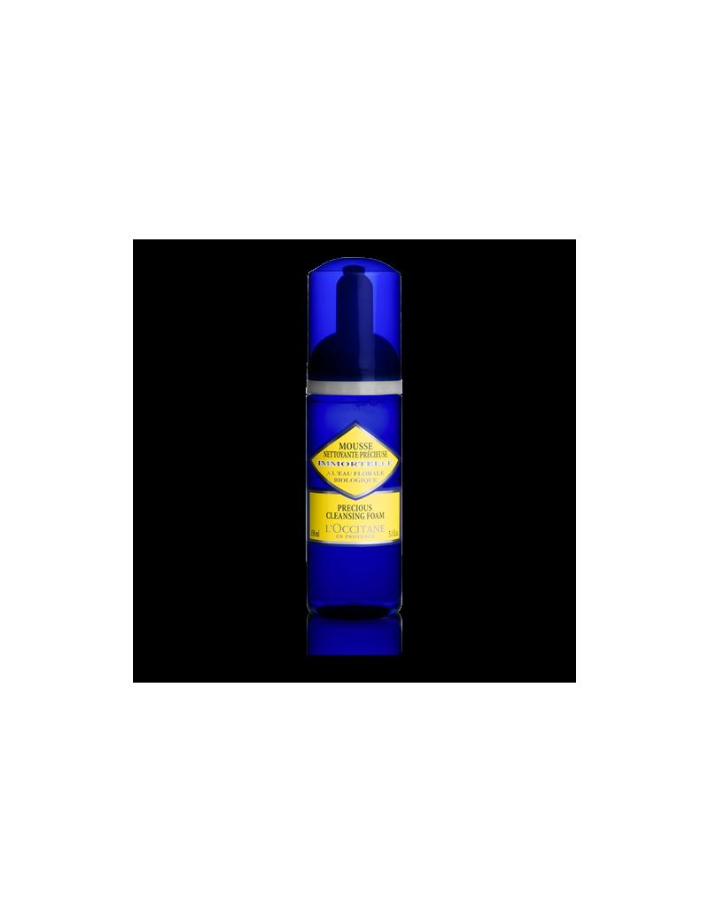 Mousse nettoyante précieuse Immortelle - L'Occitane