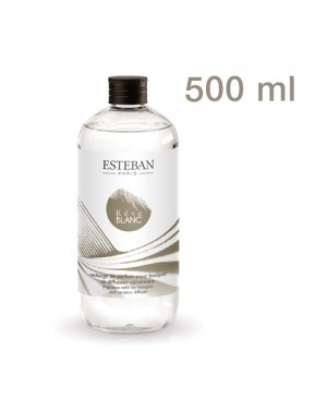 Recharge pour bouquet parfumé Rêve blanc 500ml - Esteban