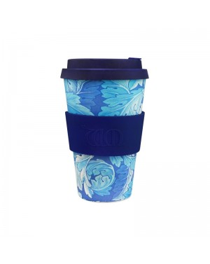 Mug en fibre de bambou Acanthus 400ml - William Morris Designs