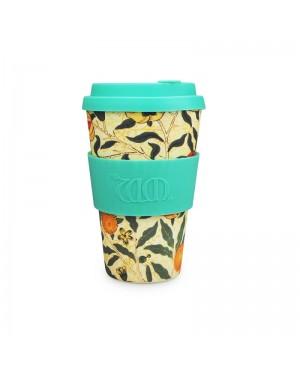Mug en fibre de bambou Pomme 400ml - William Morris Designs